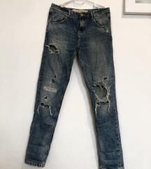 Zara boyfriend jeans hlace / traperice