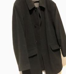 %#DiCaprio muški kaput od kašmira i runske vune