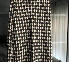 MAX & CO midi slip suknja, 100% svila,