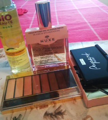 Lot Nuxe i max factor