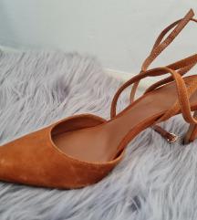 Cipele s visokom potpericom