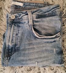 AKCIJA! Zara full rasparane hlače