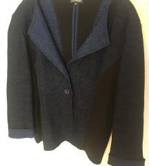 Modea plava jakna sako vel 42