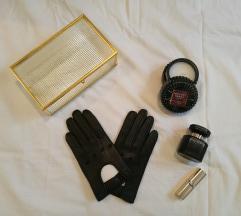 Nove s etiketom touch screen kožne rukavice