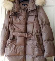 Pernati kaput - jakna Di Caprio