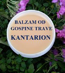 Balzam od kantariona (gospina trava) 10-100 grama