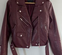 Bershka kožna jakna
