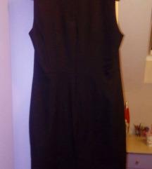Benetton svečana crna haljina