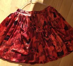 Svilena suknja H&M