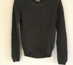 Veromoda sivi pulover vel XS