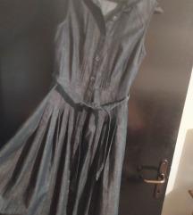Jeans haljina M