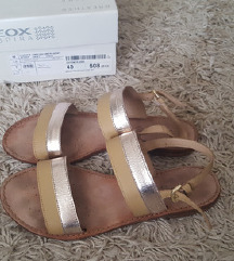 Geox kozne sandale 39/40