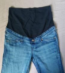 H&M trudničke traperice