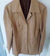 Vintage kožna jakna