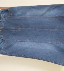 Izvrsna jeans suknja