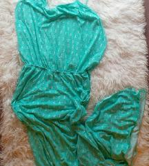 Duga viskozna haljina nova