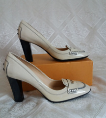 Tod's nove cipele lakirana koža