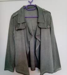 Tanka, mekana 'used look' jaknica XL
