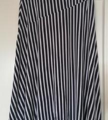 Reserved suknja na prugice