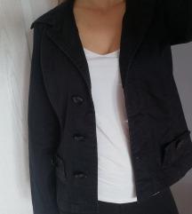 Crni sako - jakna