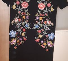 Zara floral haljinica, S