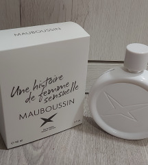 Mauboussin - Une Historie de Femme Sensuelle