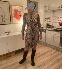 haljina animal print