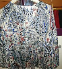 Zara boho bluza 36