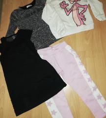 Lot odjeće 5-6 Zara Reserved