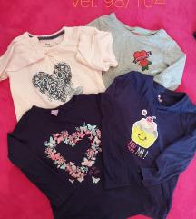 Lot dječje majice
