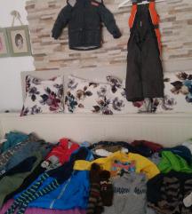Lot odjeće za dječaka 98