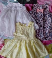 LOT ljetnih haljinica