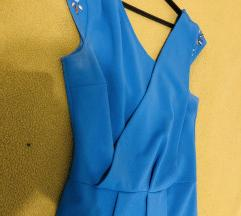 Lipsy royal blue haljina
