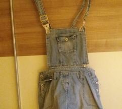 Armani treger jeans suknja 42