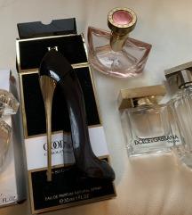 Prazne bocice parfema