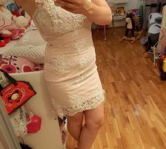 Čipkasta predivna haljina