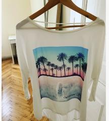 Cool majica - print palme - Vi ponudite cijenu :-)