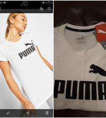 Nova puma zenska majica s etiketom