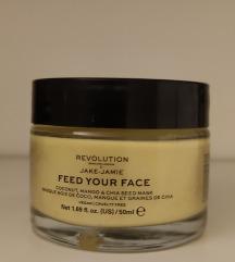 Revolution Jake - Jamie njegujuća maska za lice