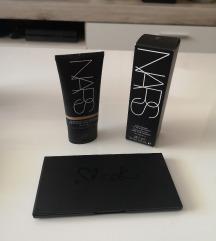 Novi Nars pure tinted moisturizer puder