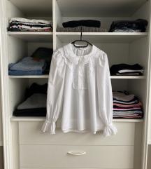Zara pamučna bluza