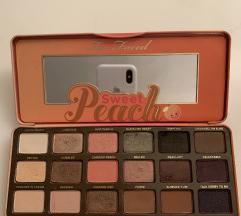 Too faced sweet peach paleta