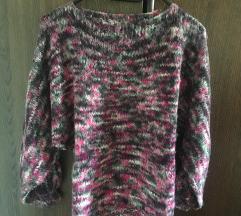 Topli končani džemper