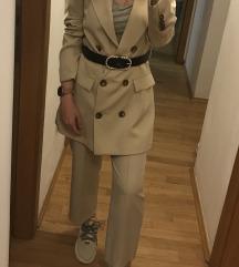 AKCIJA! Novo odijelo sako-haljina hlače