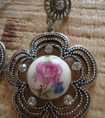 Naušnice - ljetne - cvijet