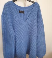 Mohito plavi pulover