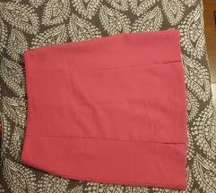 ASOS pink suknja