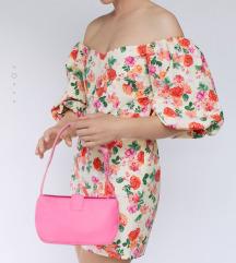 Haljina cvijetna zara novo