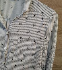 CLOCKHOUSE košuljica S/M