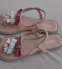 Sandale s mašnama 🎀💗💎